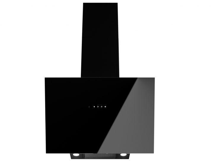 Okap kominowy Dynamic Pro Black 60 cm