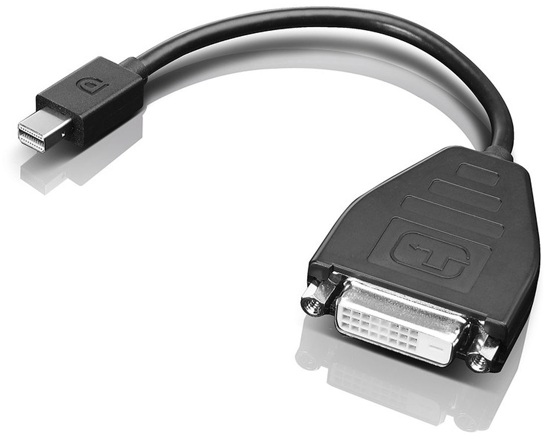 Lenovo Mini-DisplayPort to SL-DVI Cable