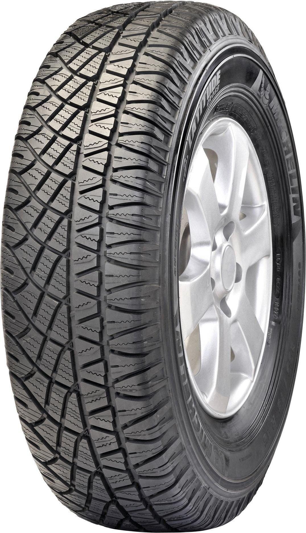 Michelin 235/85 R16 120 S