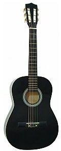 Dimavery AC-303 gitara klasyczna 3/4, black