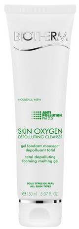 Biotherm Skin Oxygen Depolluting Cleanser żel oczyszczający 150 ml