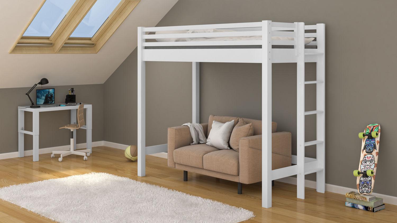 Łóżko na antresoli Viki