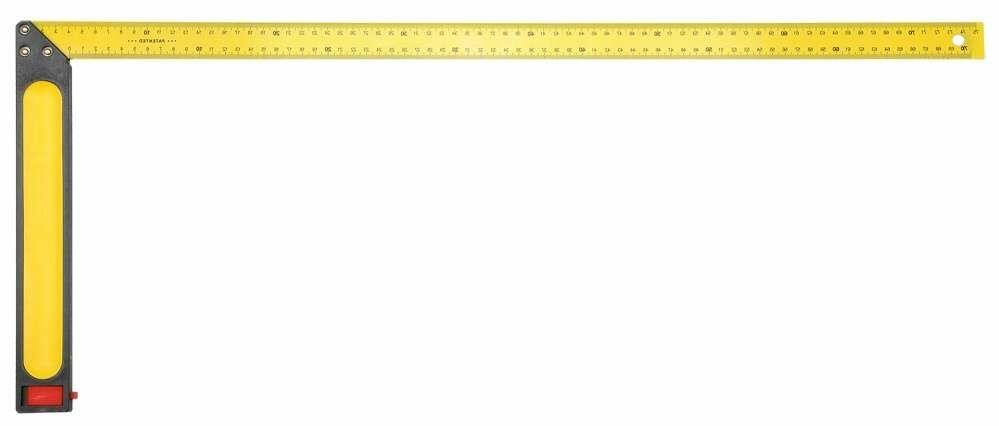 Kątownik z podpórką 1000mm Vorel 18504 - ZYSKAJ RABAT 30 ZŁ