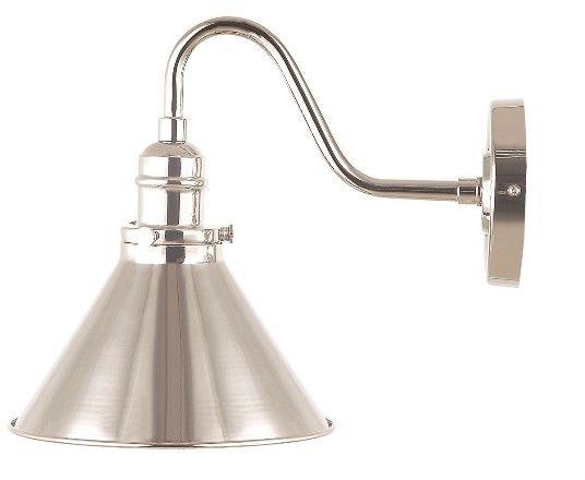 Provence Polished Nickel - Elstead Lighting - kinkiet klasyczny
