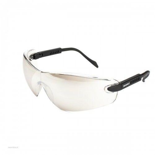 Okulary ochronne SAMPREYS SA 330 szybki lustrzane