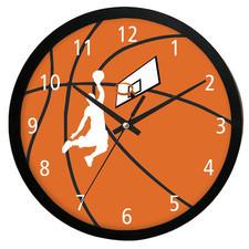Zegar ścienny Sport koszykówka #1