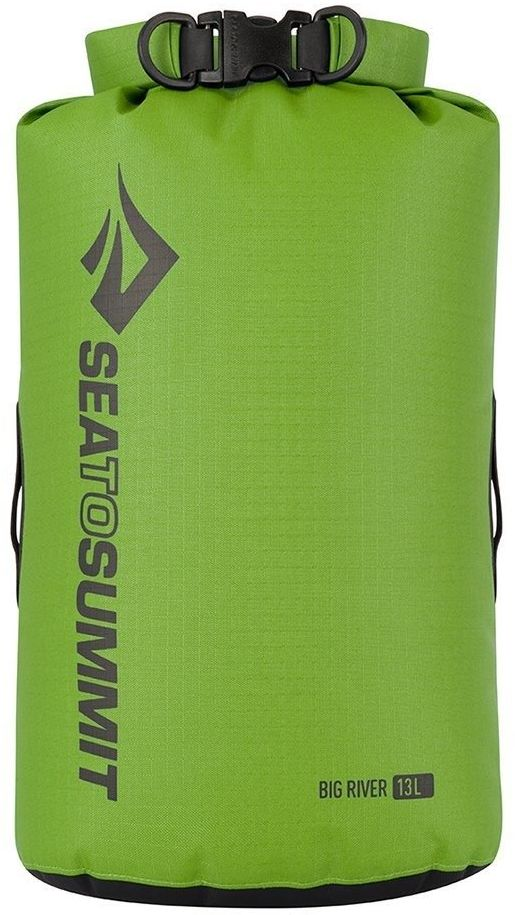 Wodoszczelny worek Sea to Summit Big River Dry Bag 13l - apple green - apple green