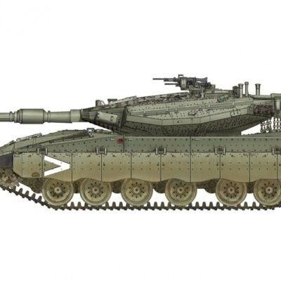IDF Merkava MkIIID