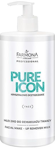 PURE ICON Mleczko do demakijażu 500ml