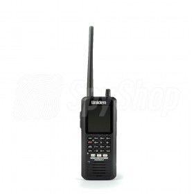 Uniden 3600XLT nowoczesny skaner częstotliwości radiowych, pasm lotniczych i krótkofalarskich
