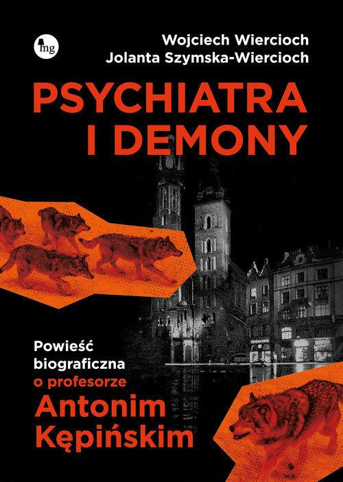Psychiatra i demony ZAKŁADKA DO KSIĄŻEK GRATIS DO KAŻDEGO ZAMÓWIENIA