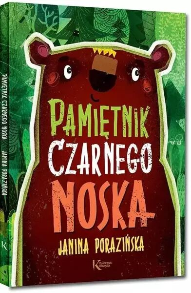Pamiętnik Czarnego Noska - Janina Porazińska