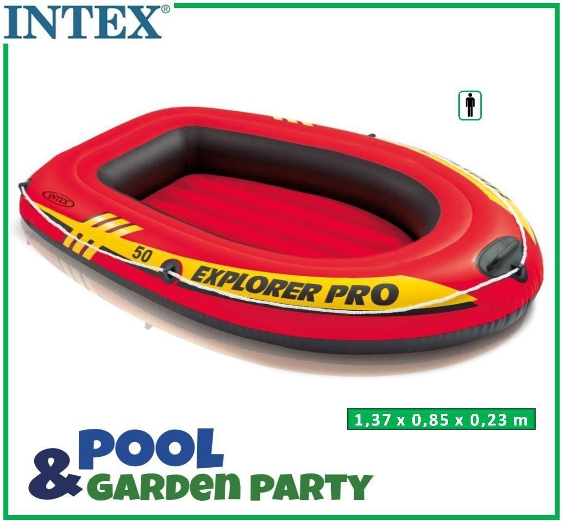 Ponton Explorer PRO 50 137 x 85 x 23 cm INTEX 58354