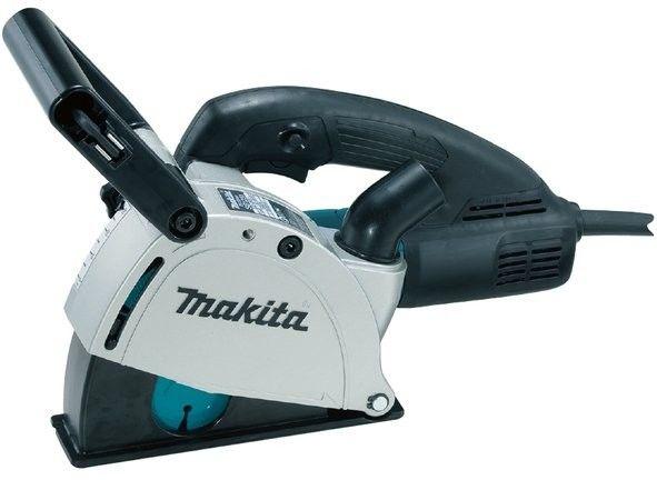 bruzdownica do rowków 1400W, tarcza do betonu 2x125mm, Makita [SG1251J]