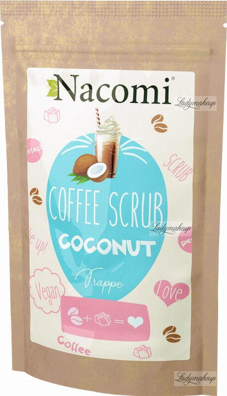 Nacomi - Coffee Scrub - Peeling kawowy - Kokosowy