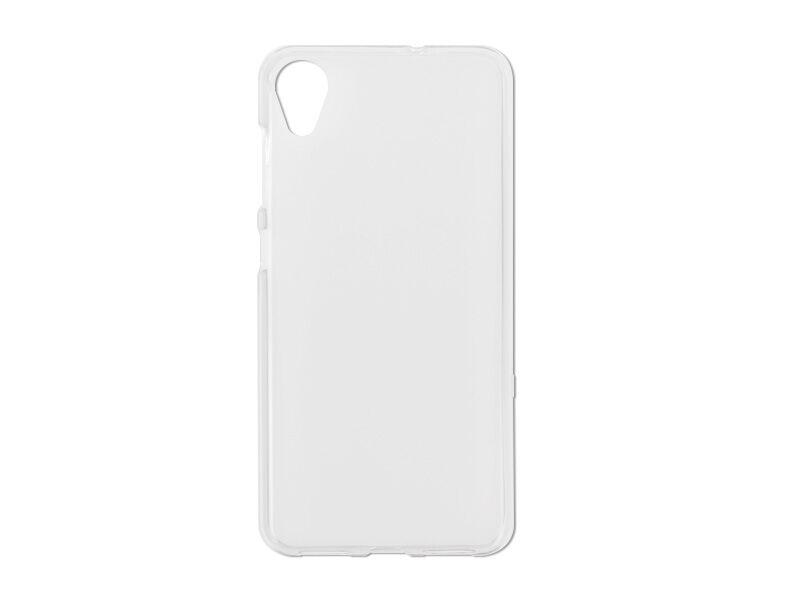 Asus Zenfone Lite (L1) (ZA551KL) - etui na telefon FLEXmat Case - biały