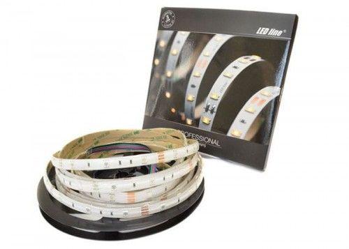 Taśma LED LEDline PRO RGB 150SMD5060 wodood. IP65 - 5m.