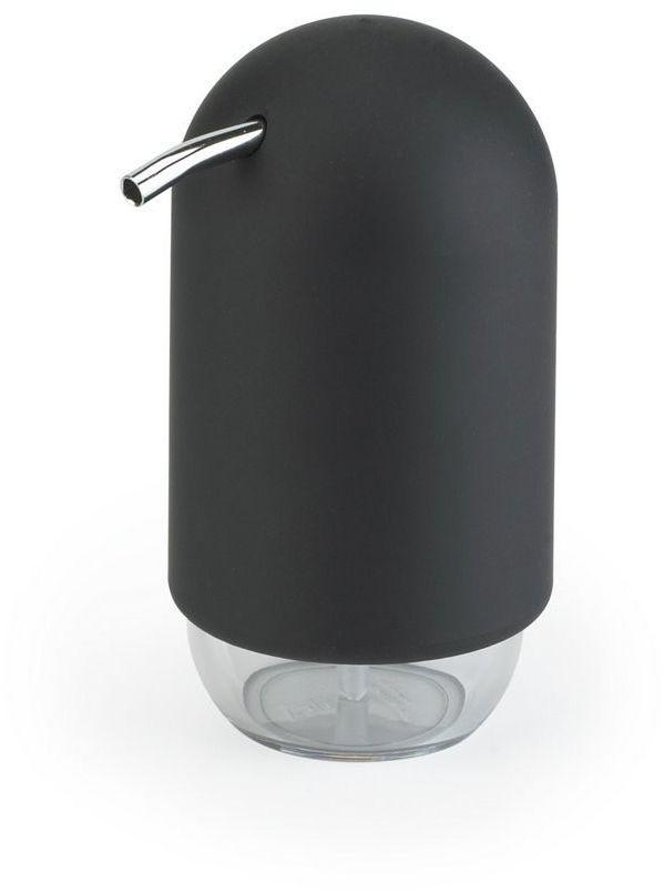 Umbra - dozownik na mydło - touch - czarny - czarny