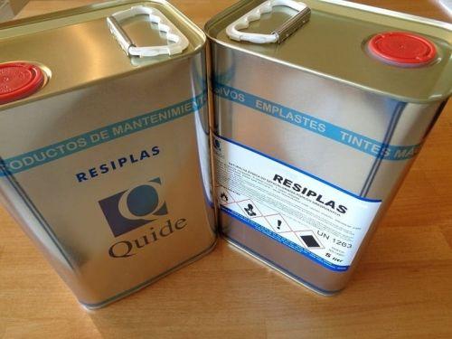DEVA RESIPLAS - Spoiwo wypełniające - 5 L
