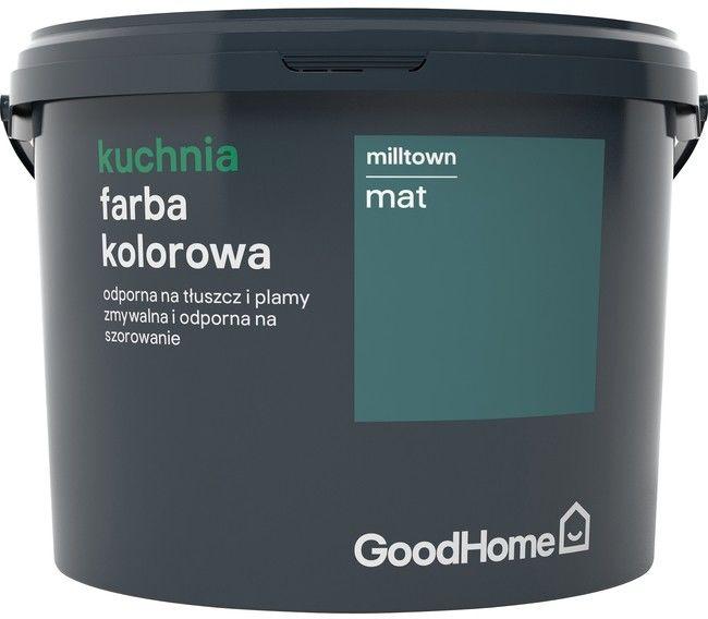 Farba GoodHome Kuchnia milltown 2,5 l