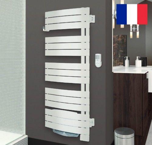 Grzejnik łazienkowy elektryczny, 555 x 1750 x 150, 2000W, Gwar. 2 Lata