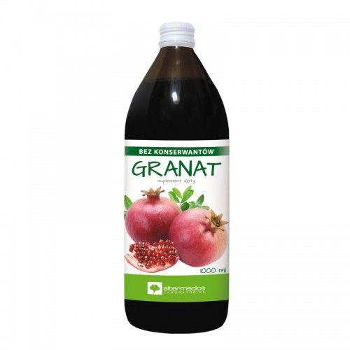 Sok z granatu 1000 ml