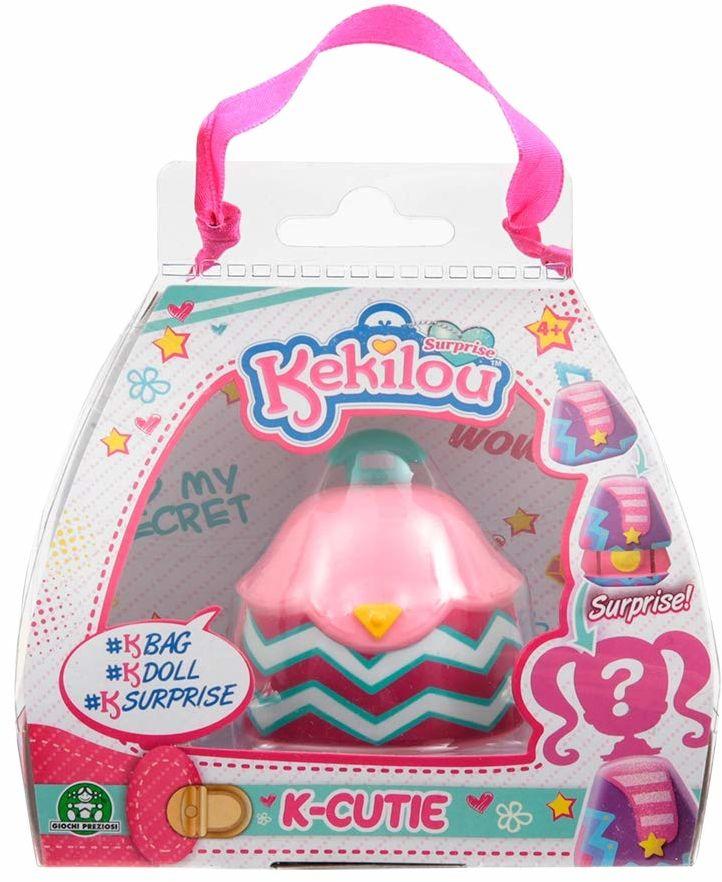 Kekilou 70501131 Chloe, 9 cm, zabawka kolekcjonerska, wielokolorowa