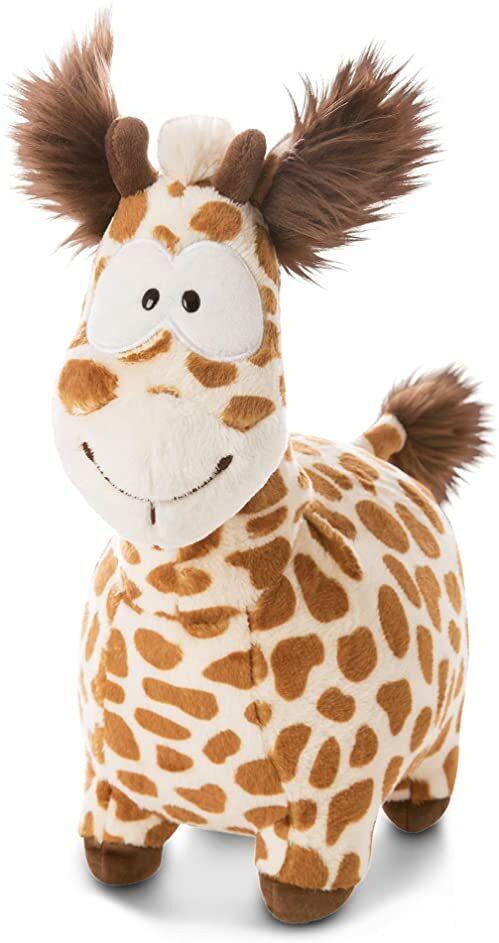 Stojąca pluszowa Żyrafa Gina NICI Zielona 22cm