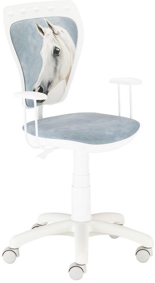 Krzesło Ministyle White Koń