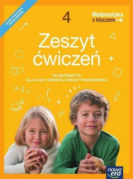 Matematyka SP 4 Matematyka z kluczem ćw. NE - Marcin Braun, Agnieszka Mańkowska, Małgorzata Pas