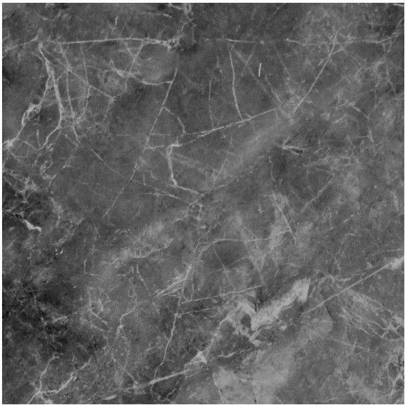 Gres szkliwiony polerowany Lavre Ceramstic 60 x 60 cm ciemnoszary 1,44 m2