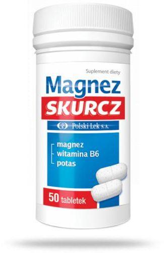 Magnez Skurcz 50 tabletek Polski Lek