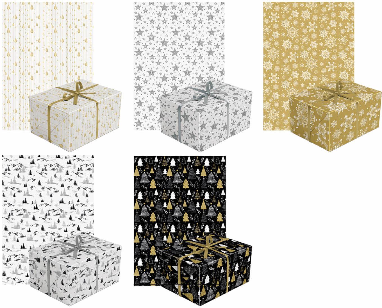 Papier do pakowania prezentów - 70 x 200 cm - 1 szt.