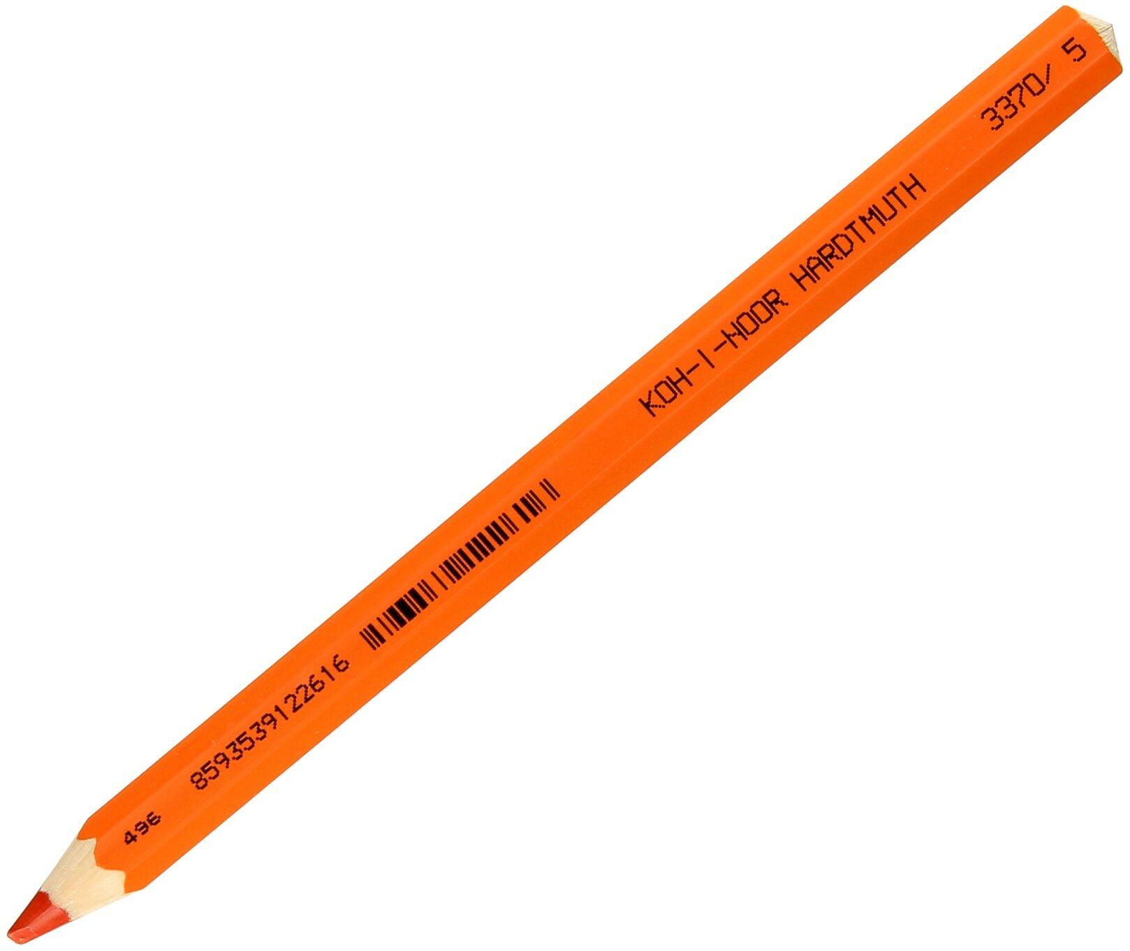 Kredka ołówkowa pomarańczowa Omega KIN 3370/5