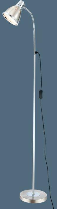 Globo lampa podłogowa Ego 24778 chrom satyna flex