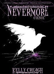Nevermore cienie ZAKŁADKA DO KSIĄŻEK GRATIS DO KAŻDEGO ZAMÓWIENIA