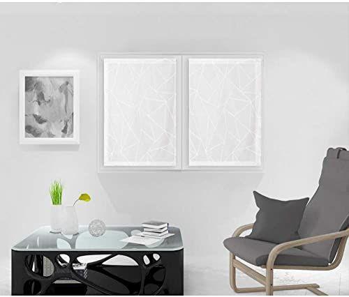 Soleil d''Ocre Natacha zazdrostka, woal, poliester, biały, 60 x 90 cm