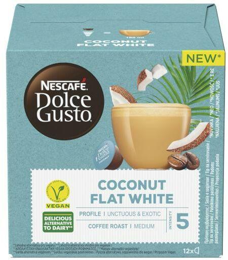 Nescafe Dolce Gusto Coconut Flat White