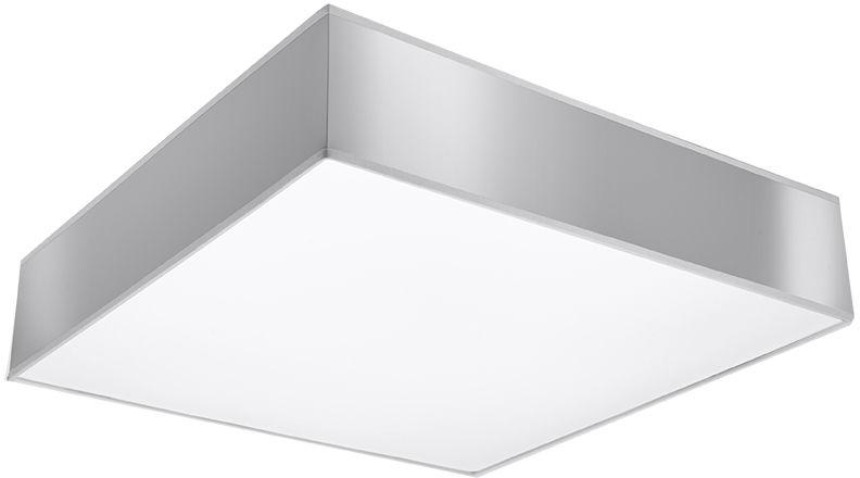 Szary kwadratowy plafon - EX508-Horux