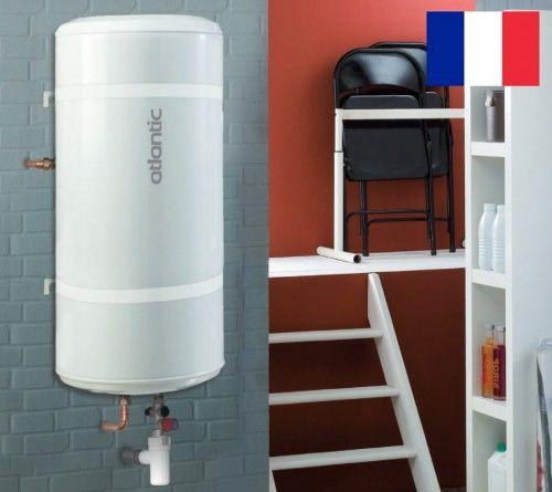 Zasobnik ciepłej wody c.w.u +grzałka pion/poziom 2200W 567 x 1002 x 579, 150L