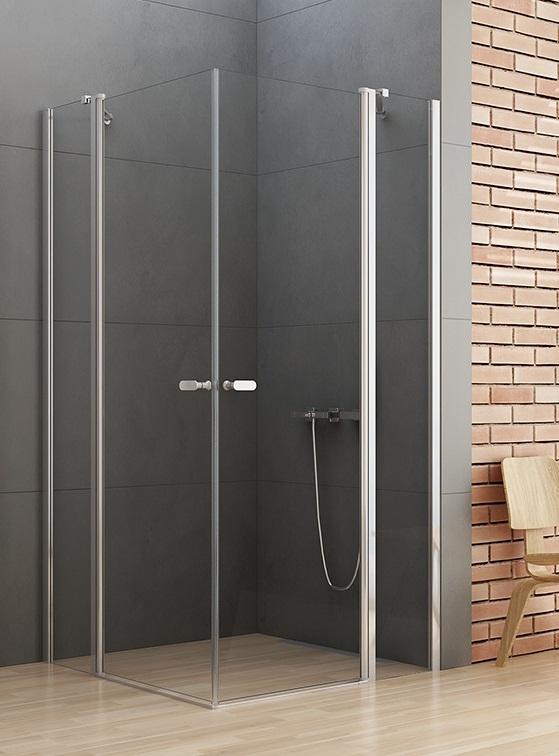 New Trendy New Soleo 100x100x195 cm kabina kwadratowa przejrzyste K-0410 ___ZAPYTAJ O RABAT!!___