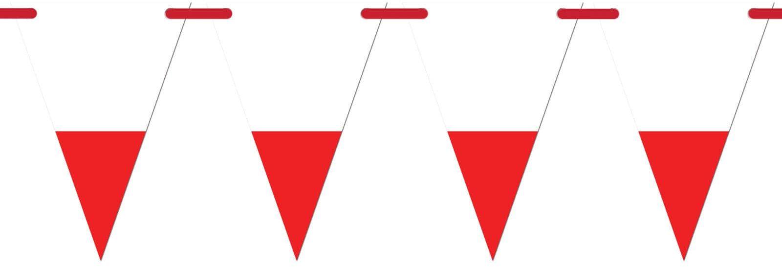 Baner wiszący Flaga Polski - 5 m