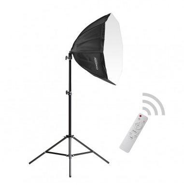 Lampa SOFTBOX octa 60 50W/100W LED