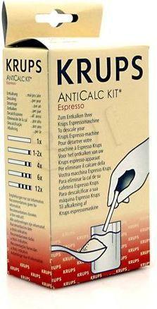 Odkamieniacz Krups F054 2szt 40g do ekspresu do kawy Rowenta