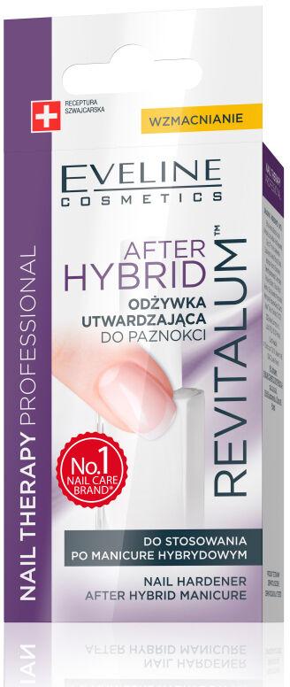 Eveline Cosmetics - NAIL THERAPY PROFESSIONAL After Hybrid - Odżywka do paznokci po manicure hybrydowym