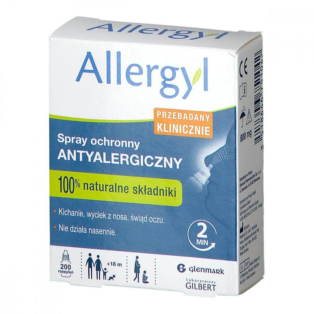 Allergyl spray ochronny antyalergiczny