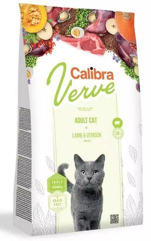 Calibra Verve Cat GF Adult Lamb&Venison 8+ 0,75 kg