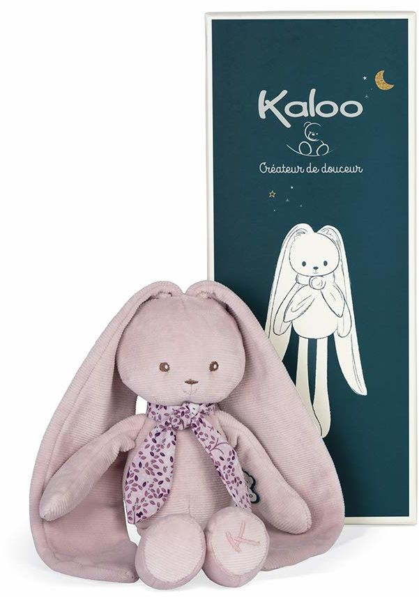 Kaloo K969945 Lapinoo-Pink królik majtki miękka zabawka - 35 cm