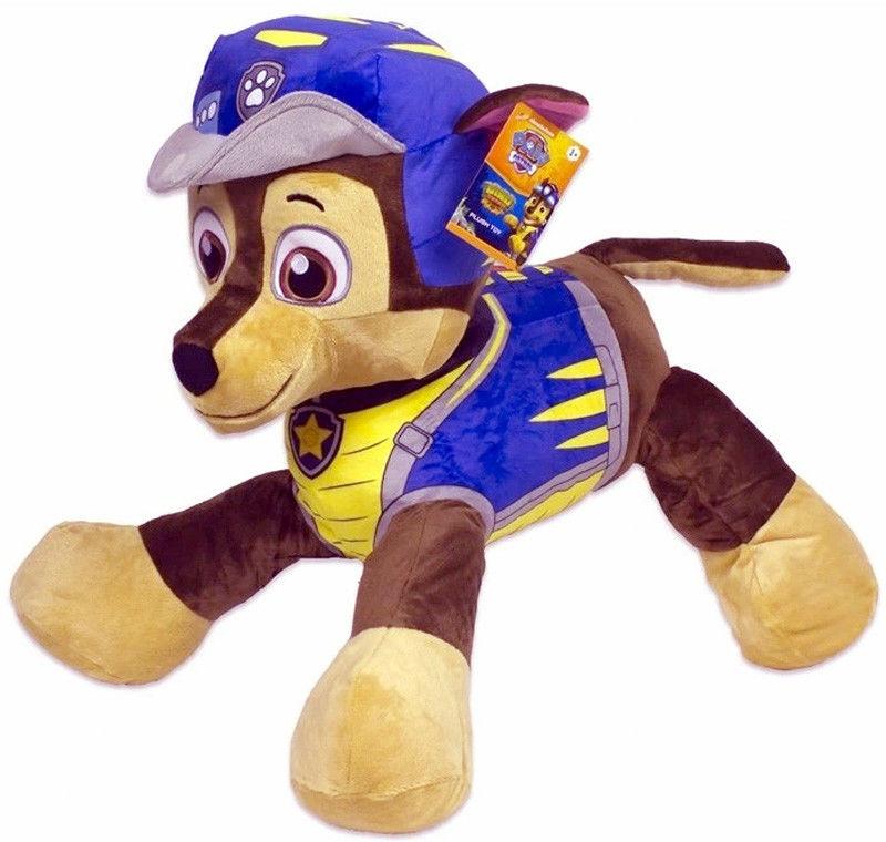 Psi Patrol Pluszowa maskotka Chase 60 cm. PWP19
