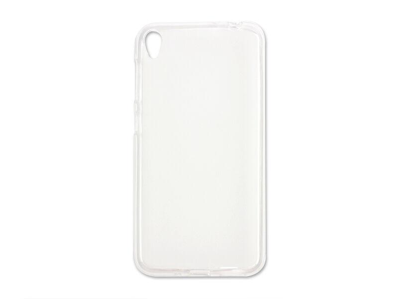 Asus Zenfone Live (ZB501KL) - etui na telefon FLEXmat Case - biały